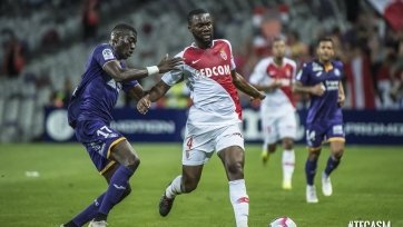 «Монако» не смог переиграть «Тулузу»