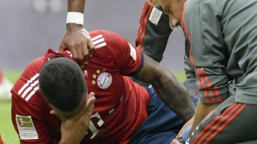 Официально: Толиссо разорвал крестообразные связки колена