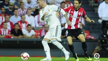 Рамос прокомментировал ничью «Реала» с «Атлетиком»