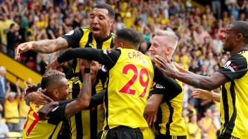 Победная серия «Уотфорда» прервалась на шестом матче