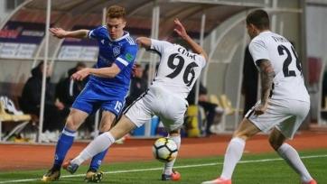 «Заря» и киевское «Динамо» сильнейшего не выявили