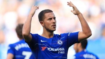 Азар: «Я наслаждаюсь игрой в Челси»