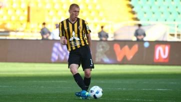 Лидер «Кайрата» сыграл сотый матч за клуб