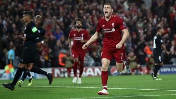«Ливерпуль» вырвал победу в дуэли с ПСЖ