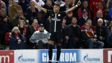 Мбаппе – самый молодой футболист, поразивший ворота «Ливерпуля» в рамках ЛЧ на «Энфилде»