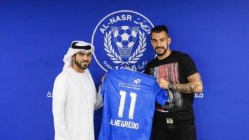 Официально: экс-форвард «Реала» продолжит карьеру в ОАЭ