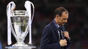 Аллегри не считает «Ювентус» фаворитом Лиги чемпионов