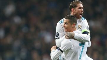 Рамос рассказал, как на «Реал» повлиял уход Криштиану Роналду
