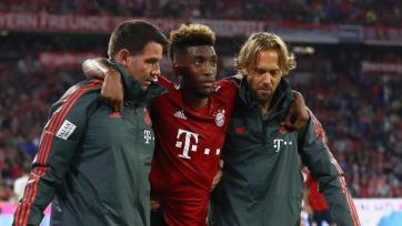 Вингер «Баварии» больше не выйдет на поле в 2018 году