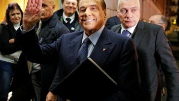 Сильвио Берлускони возвращается в большой футбол