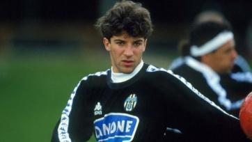 Ровно 25 лет назад Дель Пьеро забил свой первый гол за «Ювентус»