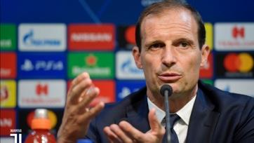 Аллегри: «Валенсия» - тяжёлый соперник»