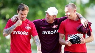 Каррера объяснил, почему Глушаков и Ещенко не сыграют с «Рапидом»