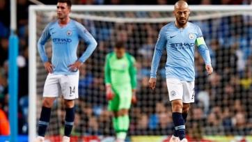 «Манчестер Сити» - первый английский клуб в истории ЛЧ, который проиграл 4 матча подряд