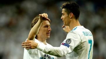 Полузащитник «Реала»: «Я бы отдал Золотой мяч Роналду»