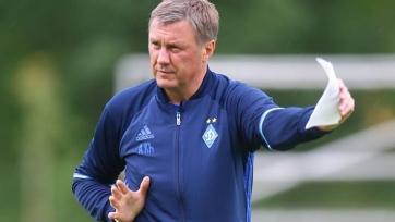 «Динамо» Киев – «Астана». Стартовые составы