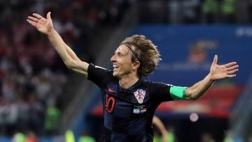 Лука Модрич прокомментировал возможность завоевать Золотой мяч