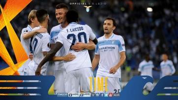 «Лацио» обыграл гостей с Кипра, «Марсель» уступил «Айнтрахту»