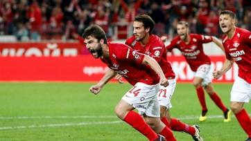 «Спартак» забивал с игры лишь в 1 из 10 матчей в сезоне