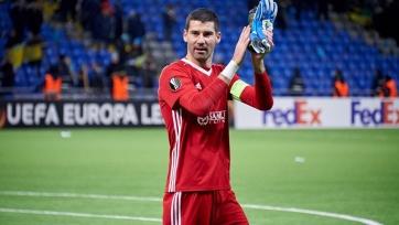 Тренер вратарей «Астаны» прокомментировал ошибку Эрича