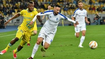 Украинские СМИ раскритиковали игру своей команды