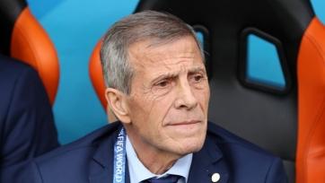 Оскар Табарес продлил свой контракт со сборной Уругвая