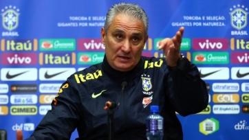 Тите сформировал заявку бразильской сборной на матчи с саудитами и Аргентиной