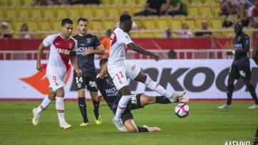 «Монако» не смог переиграть «Ним», Головин вышел на замену