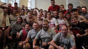 Уткин подшутил над Ещенко и Глушаковым, сыгравшими за «молодёжку» «Спартака»