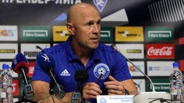 Федотов выразил мнение о матче с «Ахматом»