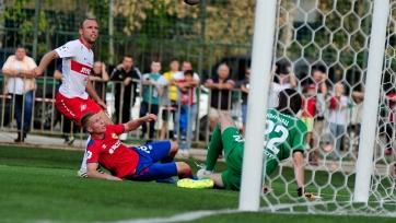 Глушаков оставил пост в инстаграме после победы «молодёжки» «Спартака» над ЦСКА