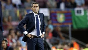 Вальверде высказался о продлении контракта с «Барселоной»