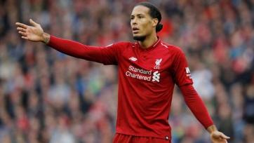 «Ливерпуль» потерял ван Дейка из-за травмы