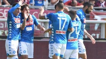 «Наполи» переиграл «Торино», дубль Инсинье