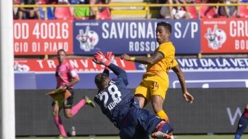 «Рома» проиграла «Болонье», «Лацио» разгромил «Дженоа»