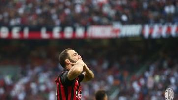 «Милан» упустил победу в матче с «Аталантой»