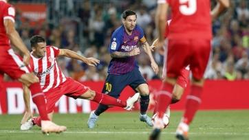 «Барселона» потеряла очки в каталонском дерби