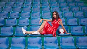 Самая красивая футболистка Казахстана против стереотипов