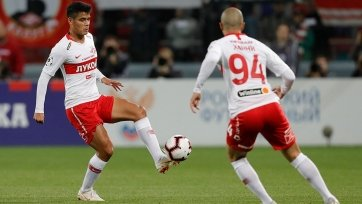 Мельгарехо вернулся в сборную Парагвая
