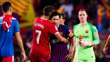 Стуани установил уникальное достижение в матчах с «Реалом» и «Барсой»