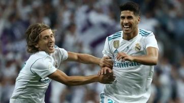 Асенсио хочет взять в «Реале» игровой номер Модрича