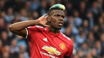 Погба выразил слова поддержки партнёру по «Манчестер Юнайтед»