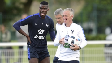 Главный тренер сборной Франции развеял миф о Погба