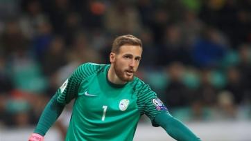Вратарь «Атлетико» взял паузу в международной карьере