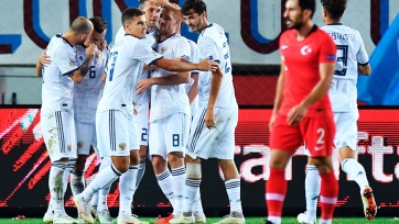 В РФС назвали стоимость билетов на матч Россия – Турция