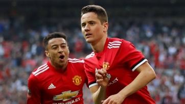 Хавбек «Манчестер Юнайтед» восстановился после травмы