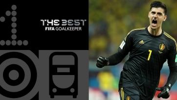 Куртуа признан лучшим вратарём года по версии ФИФА