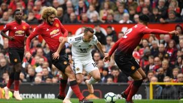 Стала известна зарплата Феллаини в «Манчестер Юнайтед»