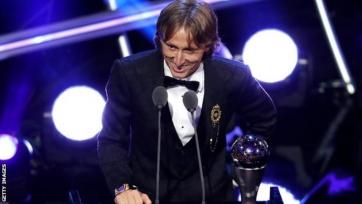 Рамос о победе Модрича: «Награды должны получать не только форварды»
