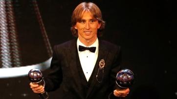 Экс-форвард «Барселоны»: «Не думаю, что Модрич был лучше Месси или Роналду»